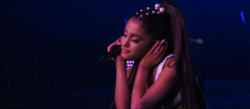 Ariana Grande reveals reason for continuing concert tour after Manchester attack. (via Emma/Wikimedia)