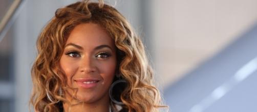 Beyoncé saiu com o marido e seus três filhos