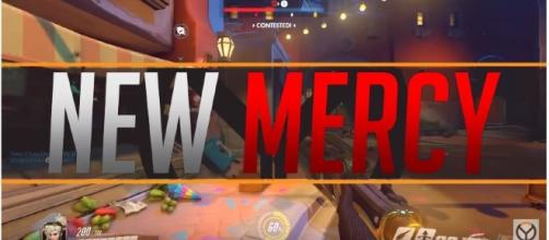 Blizzard Entertainment nerfed the support hero Mercy on 'Overwatch' PTR. [Image Credit: Your Overwatch/YouTube]