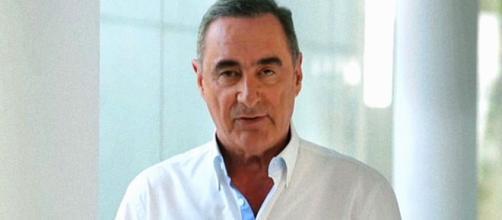 Carlos Herrera, locutor de radio