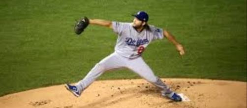Clayton Kershaw is looking to finally have the same postseason success that he's had in the regular season. Image Source: Wikipedia