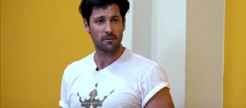 Dancing With The Stars: Maksim Chmerkovskiy (Image via YouTube screengrab/ABC)