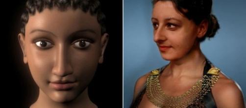 De acordo com a egiptóloga Sally-Ann Ashton, essas seriam as feições da maior rainha do império antigo