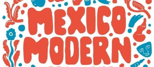 "Exposición ""Mexico Modern"" vía Centro Harry Ransom de la Universidad de Austin Texas."