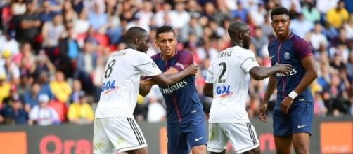 Foot PSG - PSG : Marquinhos, Kimpembe... Emery a un plan en ... - foot01.com