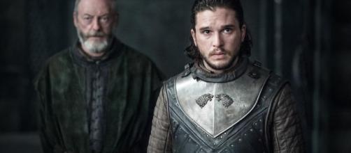 Game of Thrones': l'acteur Liam Cunningham alias Ser Davos Seaworth nous donne des infos sur le tournage de la saison 8.