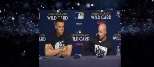 Gardner Short Presser AL WC - Gardner discusses home-field edge vs. Twins - Image - Hao Hao| YouTube