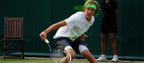 German tennis player Alexander Zverev. Image Credit: Carine06, Flickr -- CC BY-SA 2.0