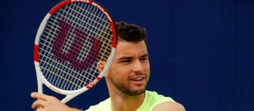 Grigor Dimitrov will next face Roberto Bautista Agut of Spain. (Image Credit: Carine06/WikiCommons)