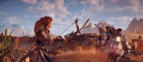 """Horizon: Zero Dawn"" will get a complete edition later this year. [Image Credit: PlayStation/YouTube]"