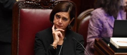 Laura Boldrini sta valutando la sua candidatura alle prossime elezioni politiche
