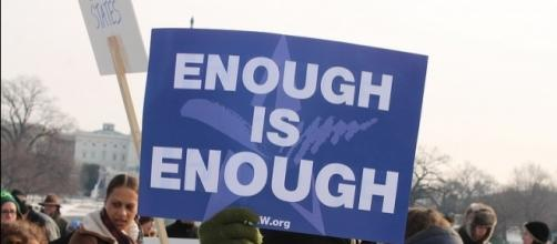 March on Washington for gun control (Elvert Barnes via Flickr)