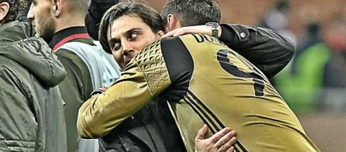 Montella meets Donnarumma's father - AC Milan News - acmilaninfo.com