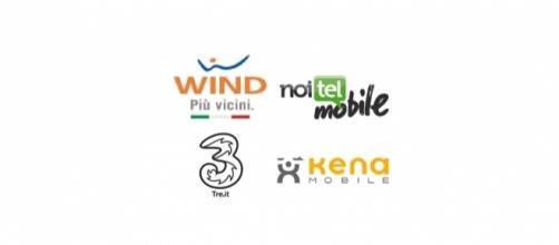 Offerte low-cost di Wind, Tre, Noitel e Kena Mobile