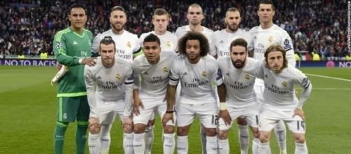 Real Madrid : Mêmes joueurs, nouvelle équipe - Passion Sport - over-blog.com