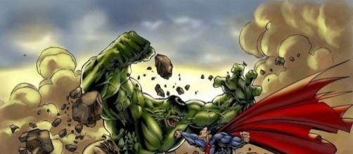 Superman vs Hulk: ¿Quién ganaría? - aminoapps.com