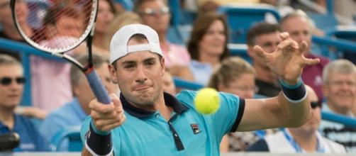 Tennis - ATP - Cincinnati : John Isner se qualifie pour les quarts ... - sport365.fr
