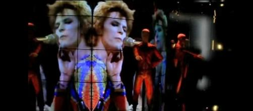 """The """"David Bowie Is"""" exhibition will make its final stop at the Brooklyn Museum in NYC next year [Image: Artlyst/YouTube screenshot]"""