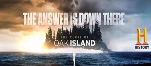 What is the mysterious treasure in the Oak Island? Photo screengrab via JulieWen/YouTube