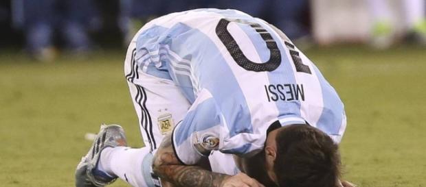 Argentina se encomienda a Messi para estar en Rusia - elpais.com