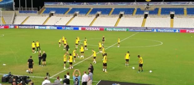 Borussia Dortmund bei APOEL Nikosia unter Zugzwang - Hoffnung auf ... - wa.de