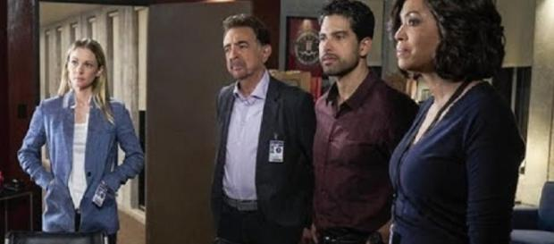 'Criminal Minds' cast; (Image Credit: TV Guide/YouTube)