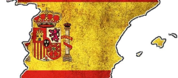 España, Bandera, Mapa por Tumisu/Pixabay