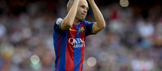 Iniesta se retirará en el FC Barcelona - eurosport.es
