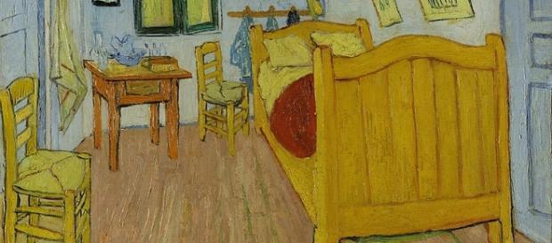 La camera del pittore, Vincent Van Gogh