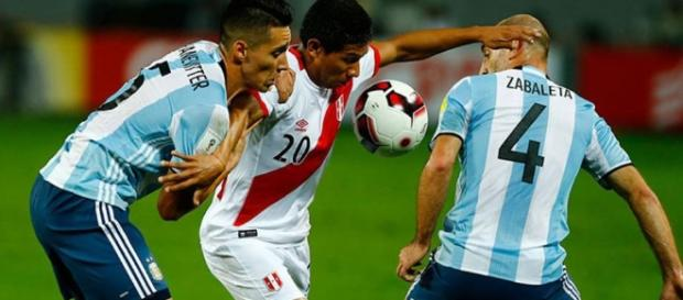 Las finales que se jugarán en Sudamérica.