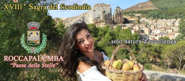 Locandina XVIII Sagra del Ficodindia - Opuntia ficus-indica Fest