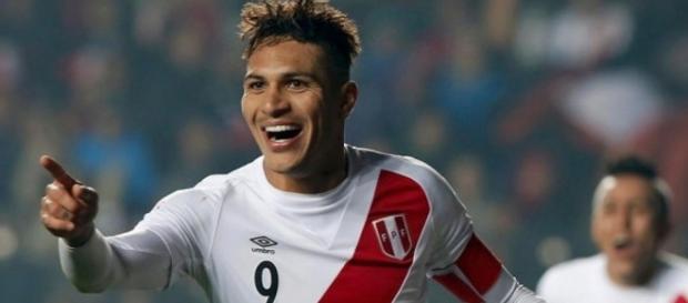 Paolo Guerrero es el goleador histórico de la selección peruana con 33 goles