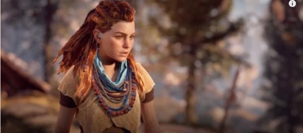 The Complete Edition of 'Horizon Zero Dawn' will be available on December 5. [Image Credit: IGN/YouTube]