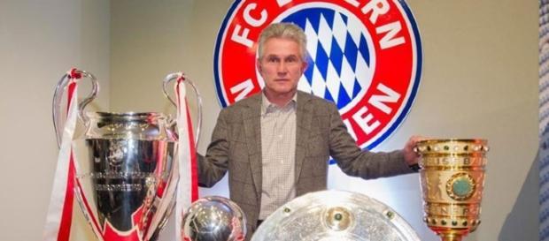 Treinador ganhou tudo pelo Bayern de Munique.