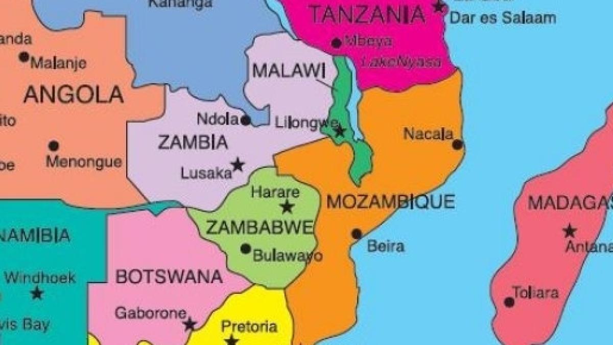 Cartina Politica Mondo 2017.Mozambico Ricordando La Pace Firmata 25 Anni Fa