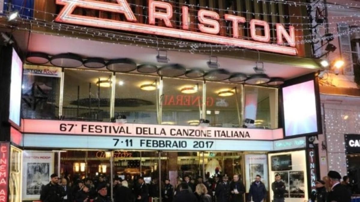 Un Sanremo Per Teatro Ariston Casting Musical Al Di yvNnw0mO8