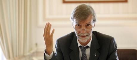 Il ministro dei Trasporti Graziano Delrio