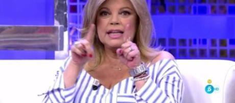 Terelu Campos estalla contra Lecturas.