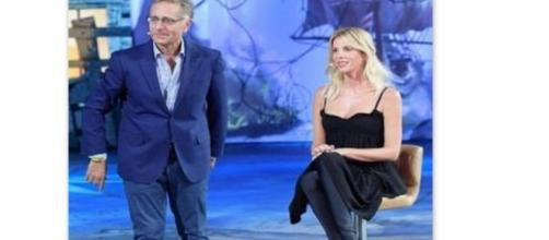 Alessia Marcuzzi e la confessione sull'Isola dei famosi