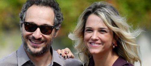 Claudio Santamaria e Francesca Barra minacciati sui social network