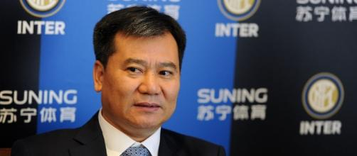 Crisi Inter: Zhang Jindong in tribuna per Inter-Fiorentina. Il ... - fcinter1908.it