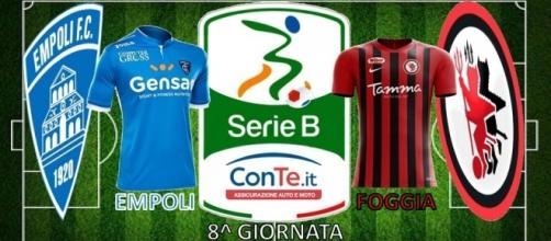Empoli e Foggia si sfideranno questo pomeriggio, calcio di inizio alle ore 15:00, nell'ottava giornata del campionato di Serie B ConTe.it 2017/18