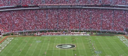 Georgia needs to be careful with recruiting. Cocksfan via Wikimedia Commons