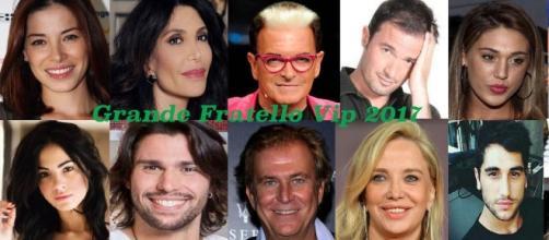 Grande Fratello Vip 2017: Ecco il cast.Un concorrente potrebbe ... - talkylife.it