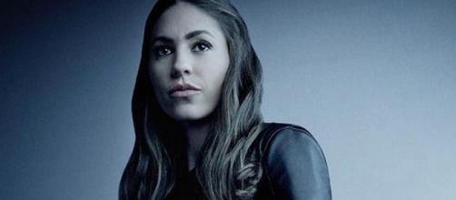 "Natalia Cordova-Buckley will now be a series regular on ""Agents of S.H.I.E.L.D."" / photo by @STV_SHIELD/ Twitter"