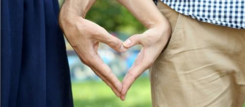 O amor pode ser a chave para a felicidade