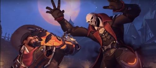 Overwatch Jeff Kaplan Blizzcon. (GameSpot Trailers/YouTube)