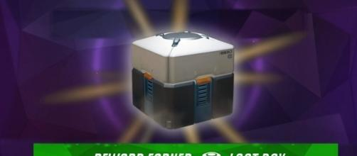 'Overwatch' mysterious Blizzcon event will open a giant Loot Box (Muselk/YouTube Screenshot)