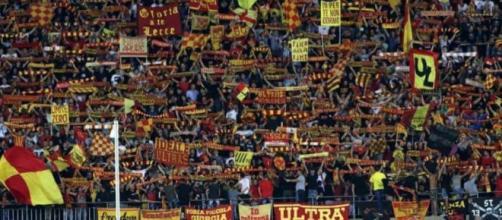 Tanti tifosi del Lecce saranno in trasferta.