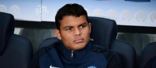 Thiago Silva ne se sent pas bien ?